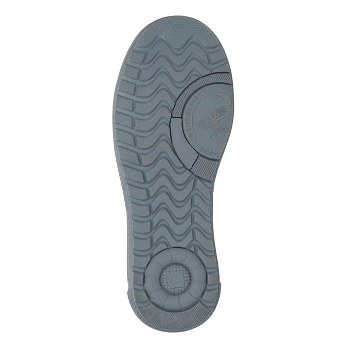 Detská členková obuv mini-b, šedá, 491-2651 - 26