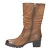 Dámska členková obuv bata, hnedá, 696-3127 - 26