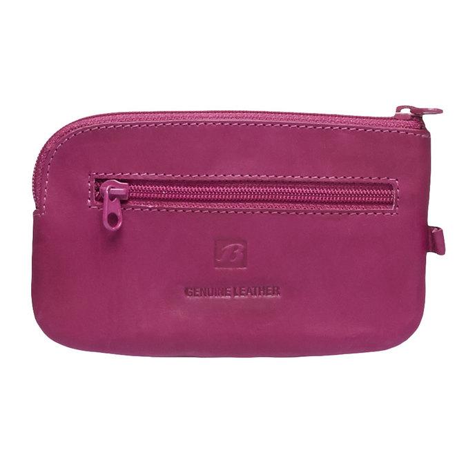 Kožená peňaženka bata, červená, 944-5161 - 26