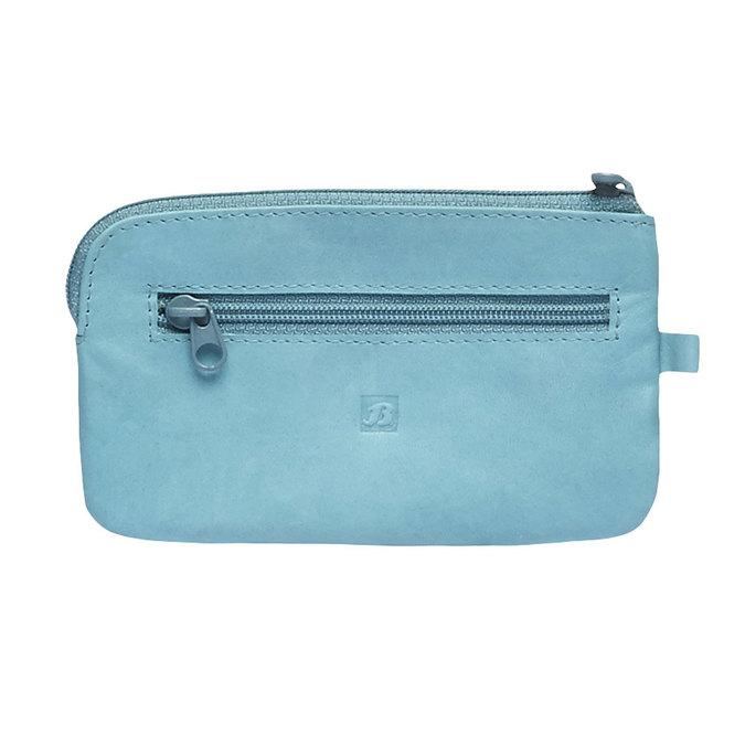 Kožená peňaženka bata, fialová, 944-9161 - 26