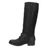 Dámske čižmy bata, čierna, 591-6611 - 26