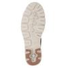 Kožená členková obuv weinbrenner, hnedá, 596-4334 - 17