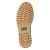 Kožená obuv s protišmykovou podošvou weinbrenner, šedá, 594-2455 - 17