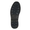 Pánska členková obuv bata, čierna, 894-6651 - 26