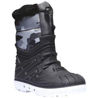 Detská obuv mini-b, čierna, 392-6100 - 13