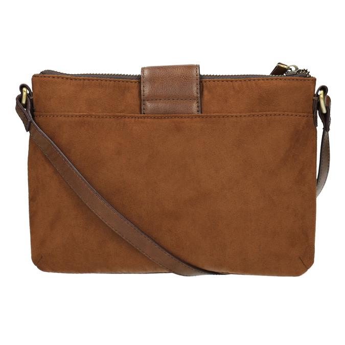 Dámska Crossbody kabelka hnedá bata, hnedá, 969-3458 - 26