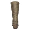 Dámske kožené čižmy vo Western štýle bata, hnedá, 696-2607 - 17