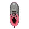 Detská zimná obuv mini-b, šedá, 391-2100 - 19