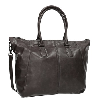 Elegantná dámska kabelka bata, hnedá, 961-2846 - 13