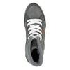 Dámska členková obuv s kožúškom bata, šedá, 599-2606 - 19