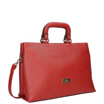 Červená dámska kabelka bata, červená, 961-5627 - 13