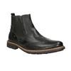 Pánske Chelsoa Boots so zdobením bata, čierna, 894-6645 - 13