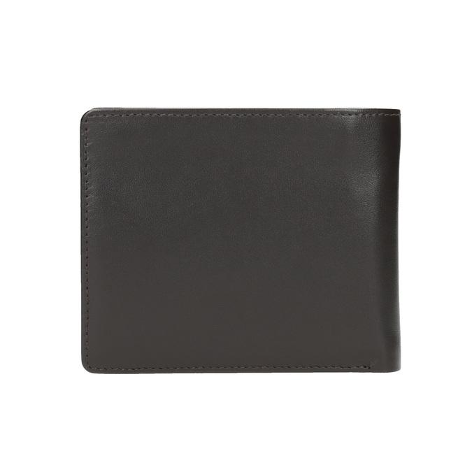 Kožená pánska peňaženka bata, čierna, 944-4170 - 19