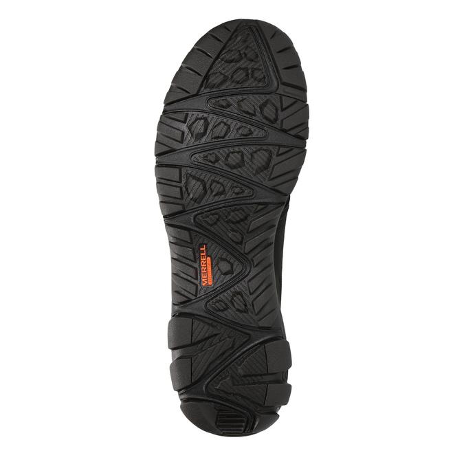Pánske kožené tenisky merrell, čierna, 806-6836 - 26