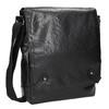 Pánska Crossbody taška bata, čierna, 961-6262 - 13