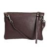 Dámska kožená Crossbody kabelka bata, fialová, 964-5210 - 19