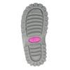 Detská zimná obuv so zateplením mini-b, ružová, 292-5201 - 26