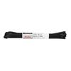 Čierne šnúrky 80 cm bata, čierna, 901-6803 - 13