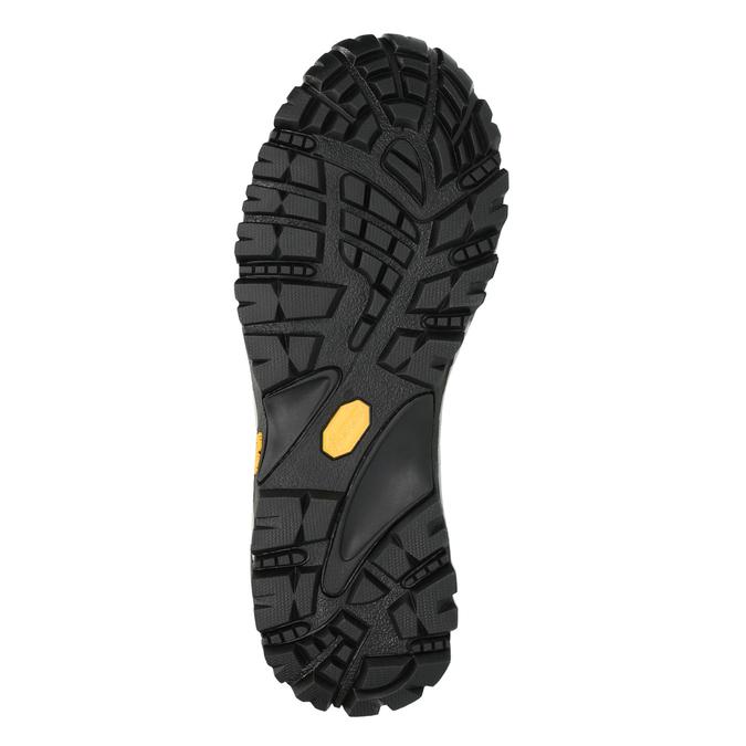 Kožená Outdoor obuv weinbrenner, hnedá, 846-3600 - 26