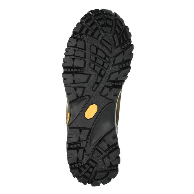 Pánska Outdoor obuv weinbrenner, hnedá, 846-3601 - 26