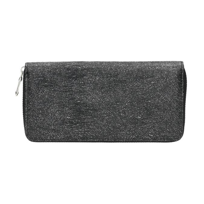 Dámska peňaženka bata, čierna, 941-6151 - 26