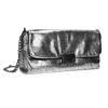 Dámska strieborná listová kabelka bata, strieborná, 969-1220 - 13