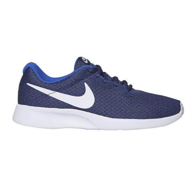 Pánske športové tenisky nike, modrá, 809-9557 - 15