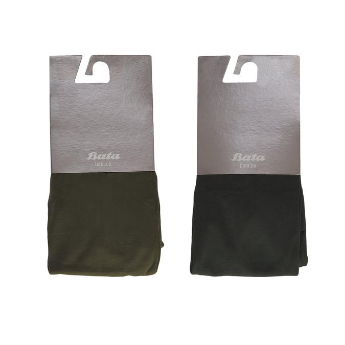 Ponožky bata, zelená, 919-7320 - 13