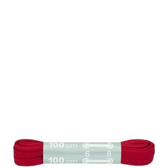 Farebné šnúrky bata, červená, 999-5366 - 13