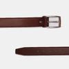 Hnedý pánsky kožený opasok bata, hnedá, 954-3170 - 26