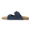 Detské modré papuče de-fonseca, modrá, 373-9600 - 26