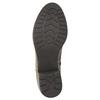 Dámska členková obuv bata, hnedá, 596-2603 - 26