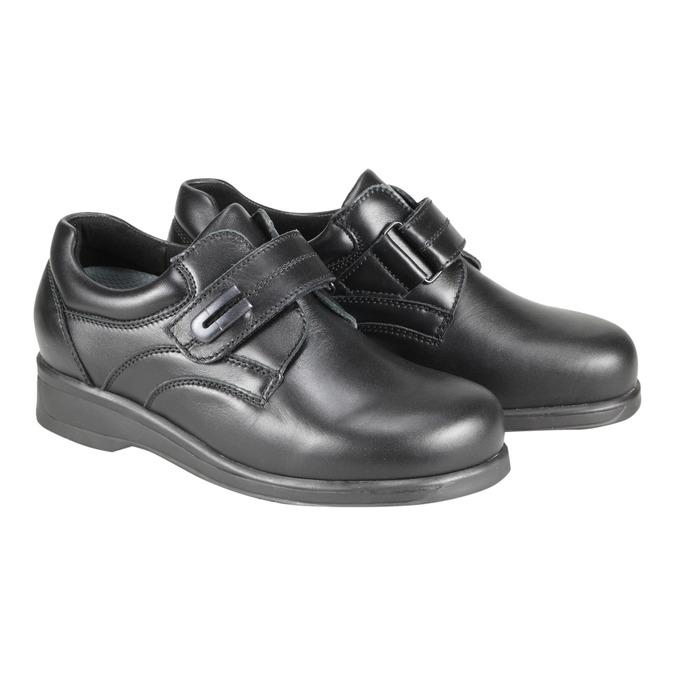Dámska DIA obuv Denisa (124.5) medi, čierna, 544-6494 - 26
