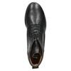 Kožená členková obuv bata, čierna, 594-6263 - 19