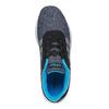 Pánske tenisky v športovom štýle adidas, čierna, 809-6182 - 19