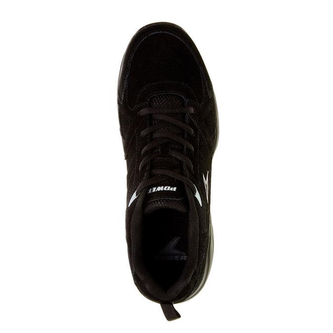 Pánske športové tenisky power, čierna, 803-6113 - 19