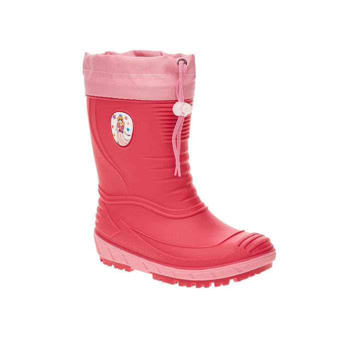 Detské gumáky mini-b, ružová, 392-5101 - 13