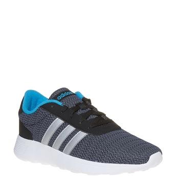 Pánske tenisky v športovom štýle adidas, čierna, 809-6182 - 13