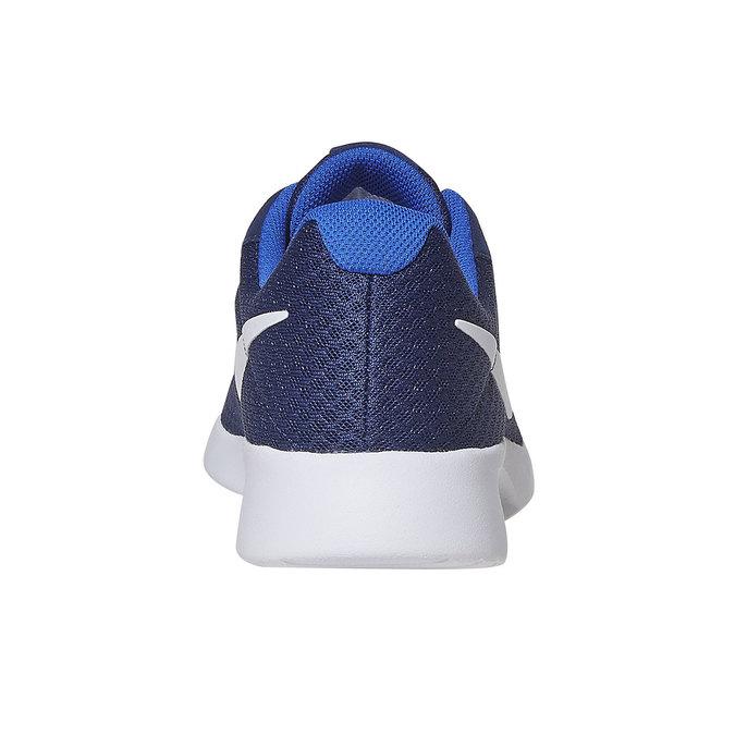 Pánske športové tenisky nike, modrá, 809-9557 - 17