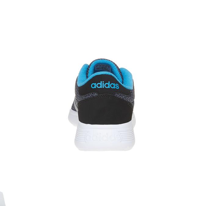 Pánske tenisky v športovom štýle adidas, čierna, 809-6182 - 17