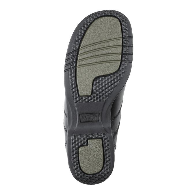 Dámska DIA obuv Denisa (124.5) medi, čierna, 544-6494 - 18