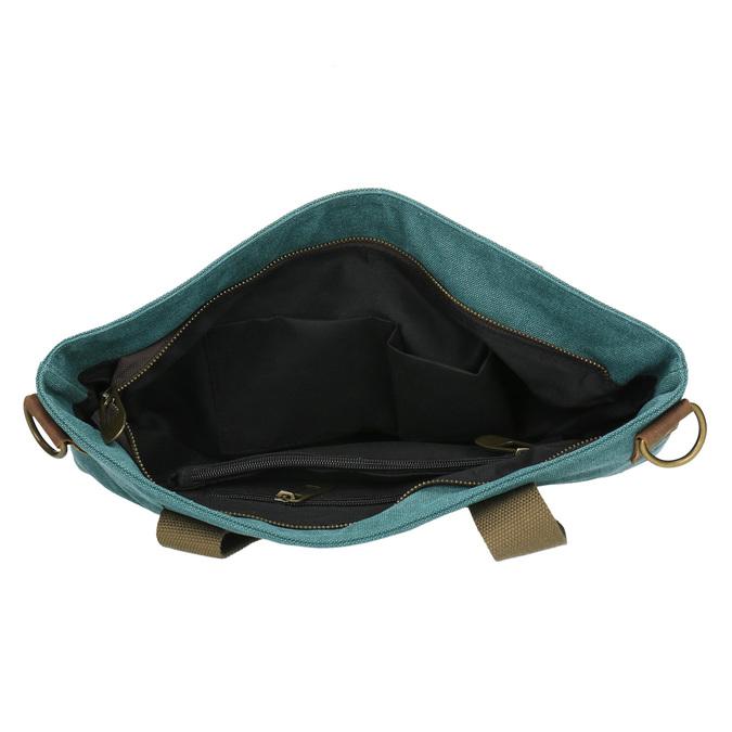 Textilná kabelka s popruhom weinbrenner, 969-9621 - 15