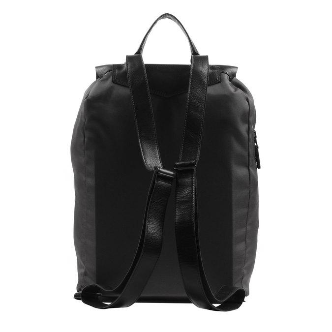 Čierny batoh royal-republiq, čierna, 964-6208 - 17