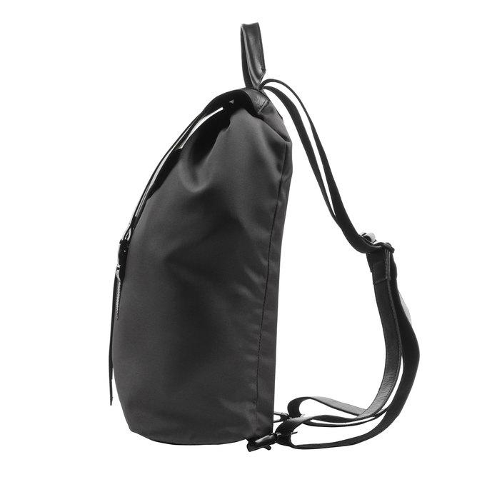 Čierny batoh royal-republiq, čierna, 964-6208 - 15