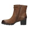 Dámska členková obuv bata, hnedá, 696-4603 - 26
