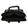 Čierna dámska kabelka do ruky bata, čierna, 961-6606 - 15