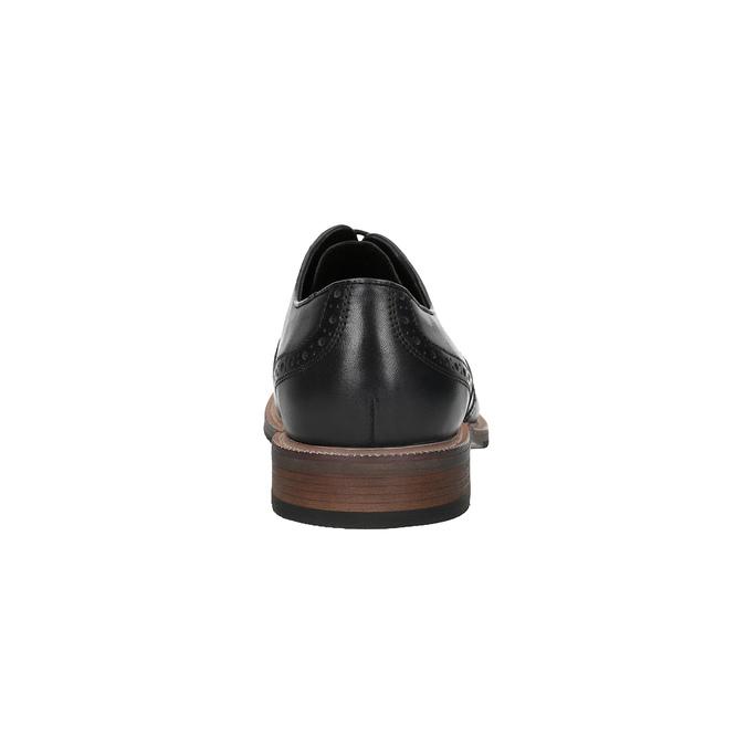 Pánské Oxfordky na ležérnej podrážke bata, šedá, 826-2647 - 17