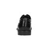 Čierne kožené poltopánky rockport, čierna, 824-6106 - 17