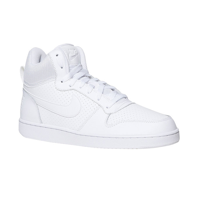Biele členkové tenisky nike, biela, 801-1332 - 13