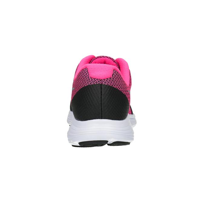 Dievčenské tenisky Nike nike, čierna, 409-6322 - 17